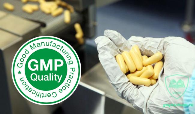 đào tạo GMP thực phẩm chức năng