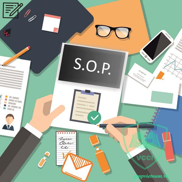 đào tạo hệ thống SOP chuẩn GMP
