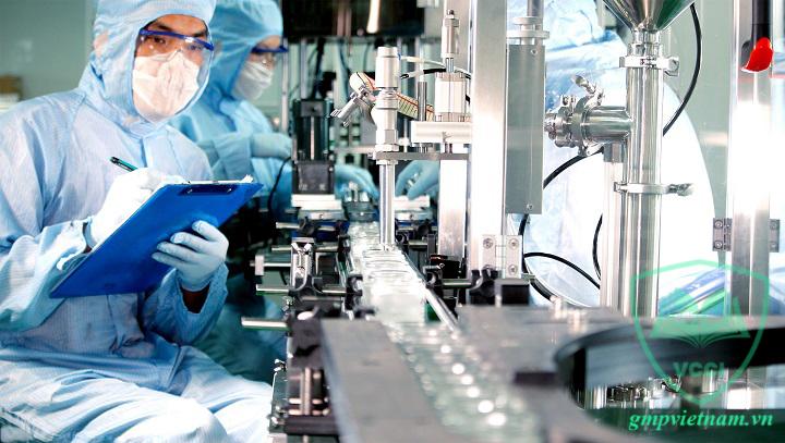đào tạo GMP uy tín chất lượng
