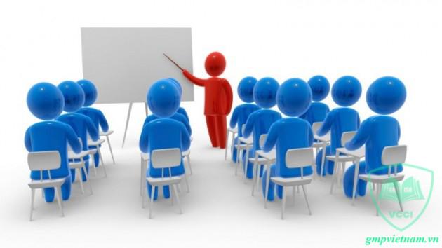 đào tạo GMP cho nhân viên