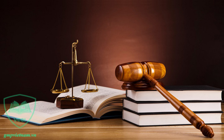 hoàn thiện hồ sơ pháp lý xin cấp chứng nhận GMP