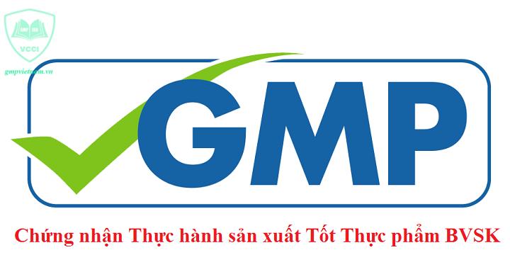 hồ sơ thủ tục xin cấp giấy chứng nhận GMP