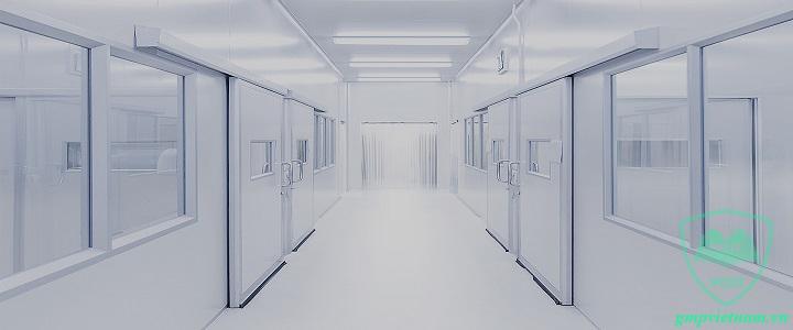 nâng cấp nhà xưởng thực phẩm mỹ phẩm dược phẩm