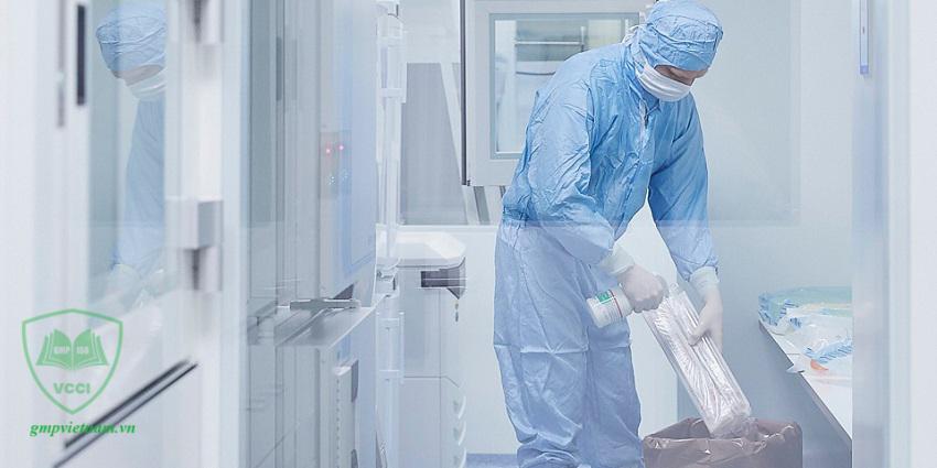 thi công nhà xưởng thực phẩm chức năng đạt chuẩn GMP