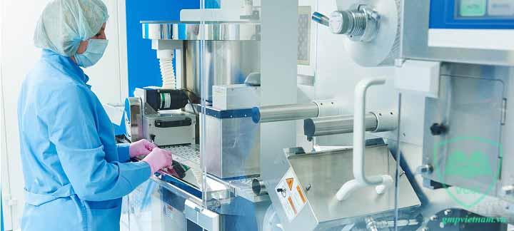 nhà xưởng đủ điều kiện sản xuất thực phẩm chức năng