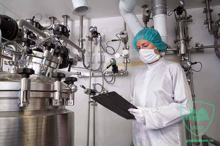 thi công xưởng sản xuất đạt chuẩn GMP