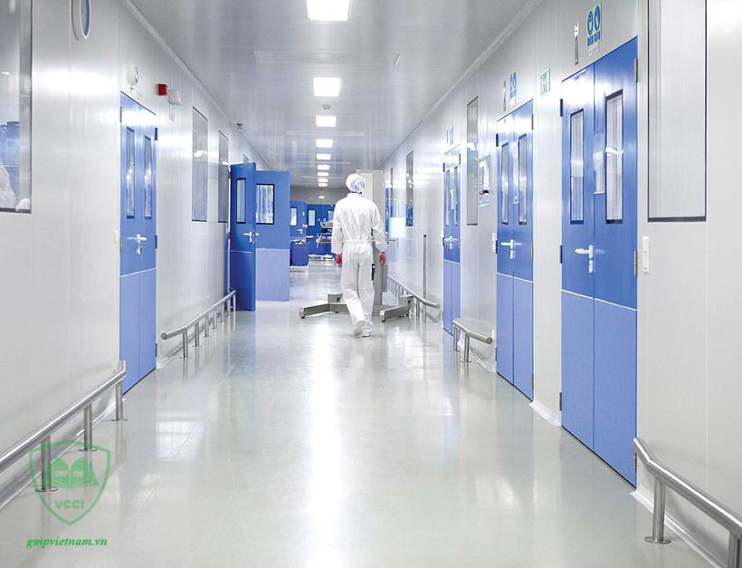 tư vấn thi công xưởng sản xuất mỹ phẩm