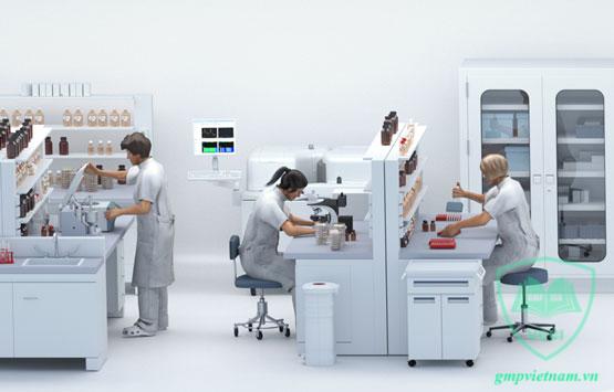 tư vấn GMP sản xuất thuốc chất lượng