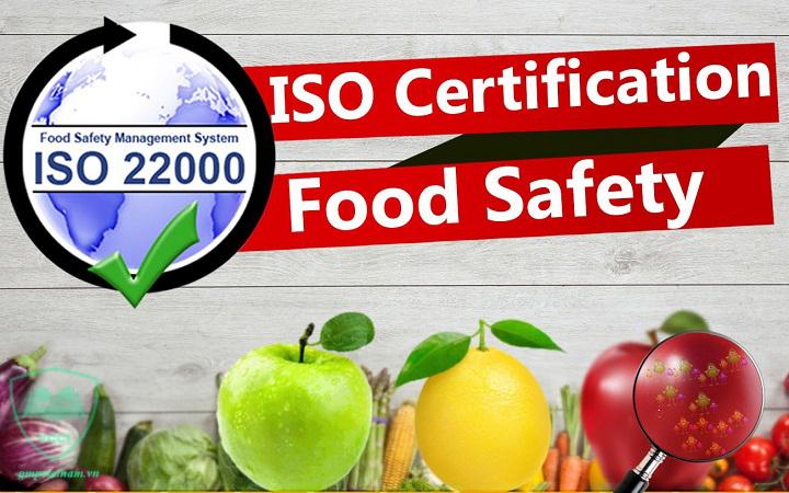 đơn vị tư vấn ISO 22000 uy tín