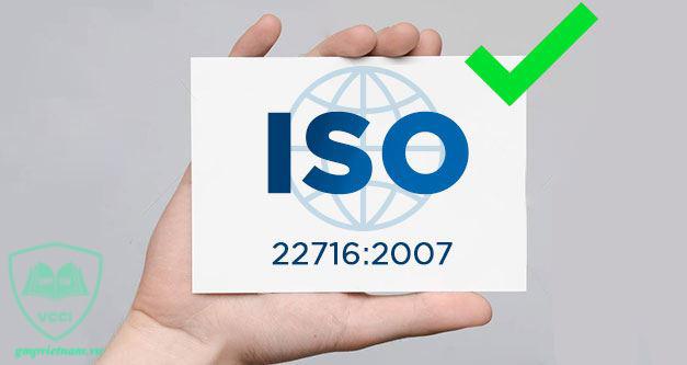 tư vấn ISO 22716 uy tín