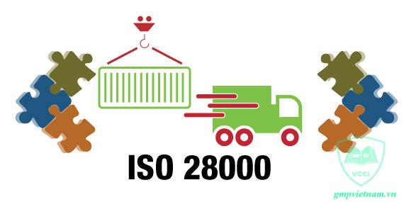 tư vấn ISO 28000