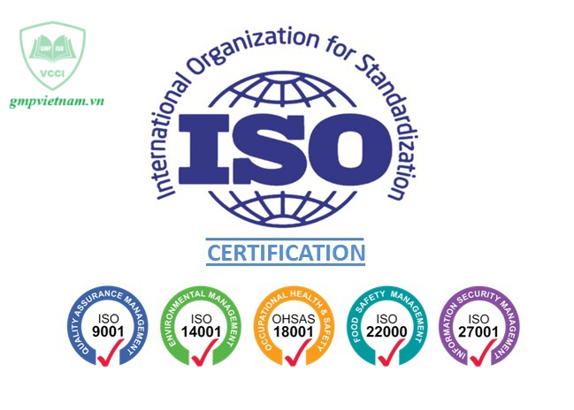 dịch vụ tư vấn chứng nhận ISO quốc tế