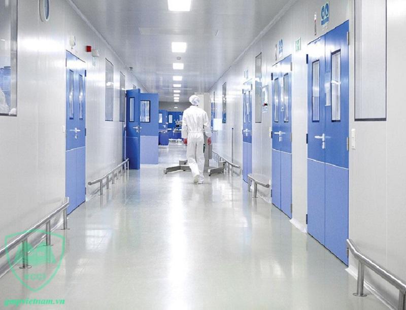 đơn vị tư vấn thi công nhà xưởng chuẩn GMP