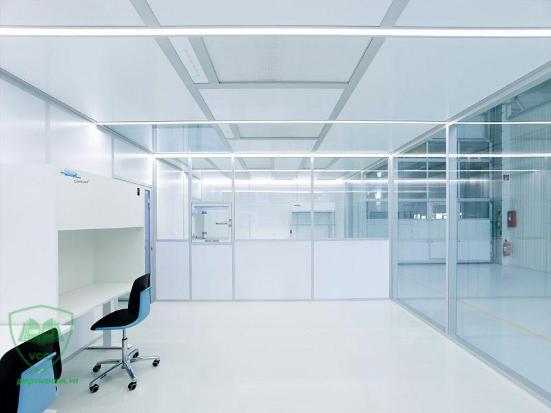 tư vấn thi công xưởng sản xuất dược phẩm