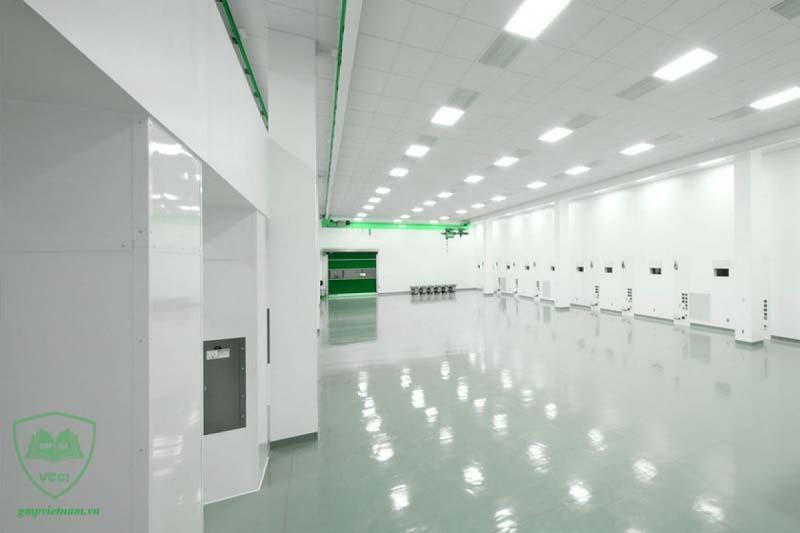 tư vấn xây xưởng sản xuất mỹ phẩm GMP