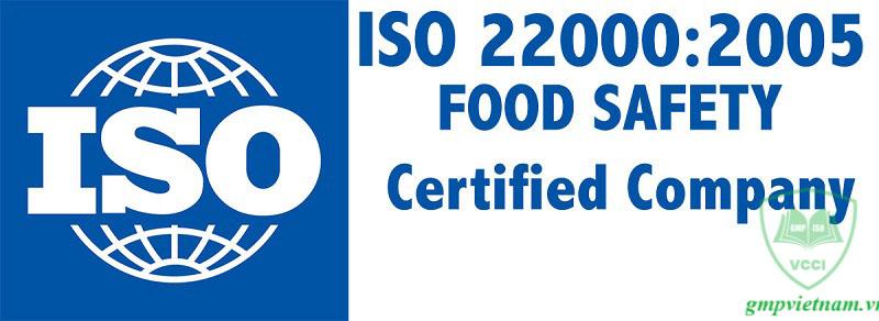 nhà xưởng đạt chuẩn ISO 22000